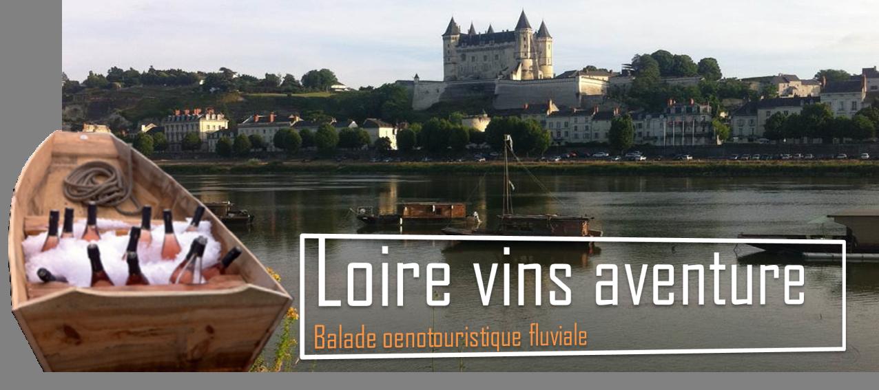 Loire Vins Aventure Logo